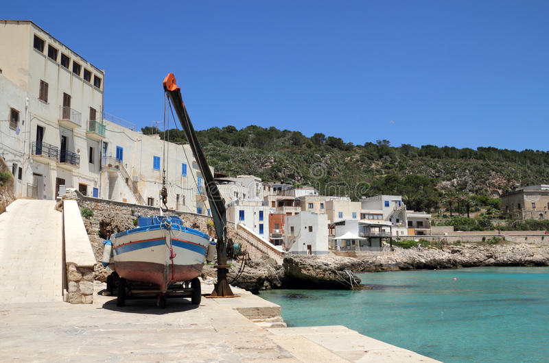 Download Levanzo stock image. Image of haul, levanzo, favignana - 19543485