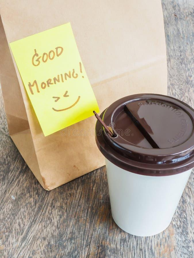 Leve embora a xícara de café imagens de stock royalty free