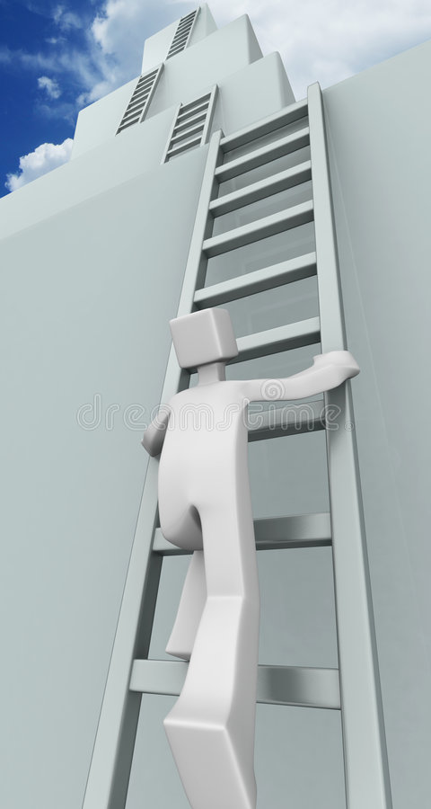 Download Level to success concept stock image. Image of climb, idea - 9053011