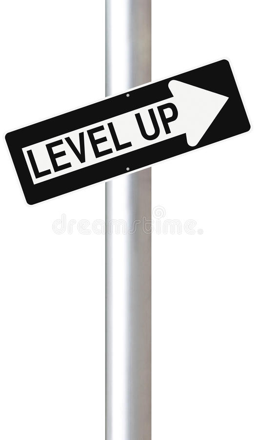 Free Level Up Stock Photography - 36943032