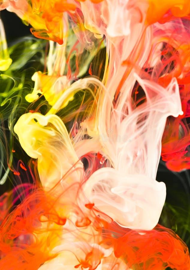 Download Levendige Abstracte Achtergrond Stock Afbeelding - Afbeelding bestaande uit art, water: 29505525