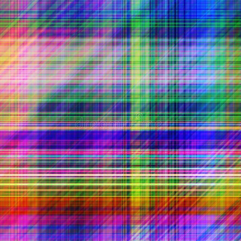 Levendige kleurenachtergrond. stock illustratie