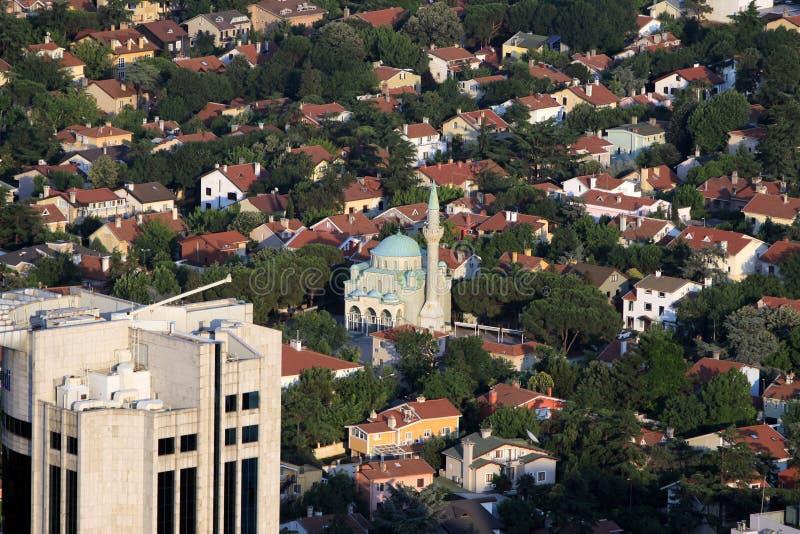 Download Levent District stock image. Image of islam, levent, besiktas - 20296161