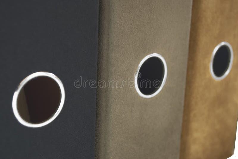 Lever Arch Files 2 stock photos