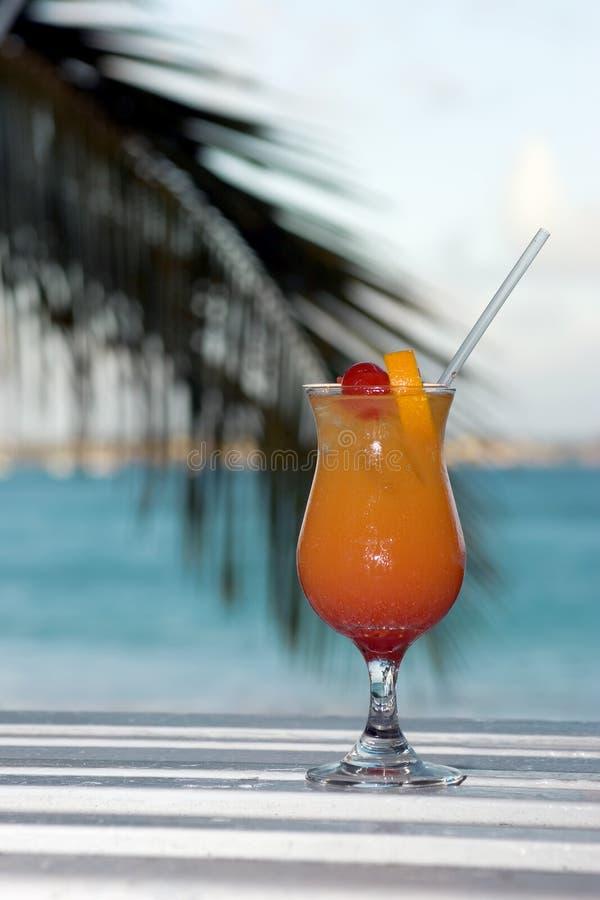 Lever de soleil de Tequila photo stock