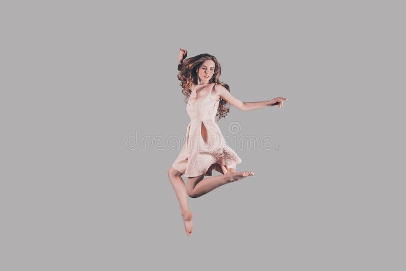 levitation imagens de stock