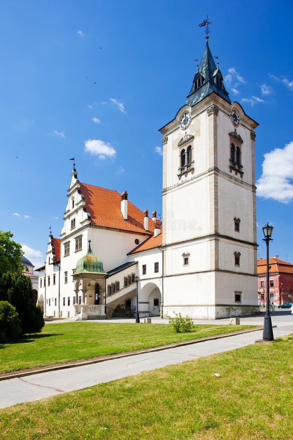 Levoca, Eslovaquia fotos de archivo libres de regalías