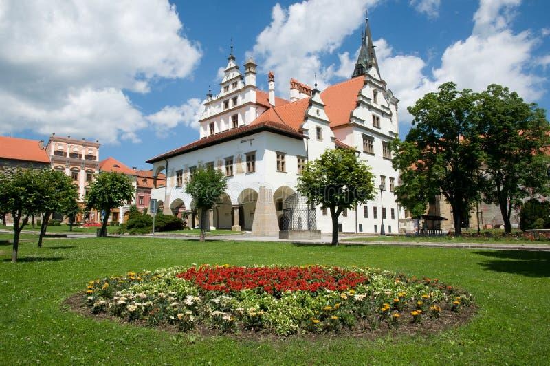 Levoca, Eslovaquia imagen de archivo