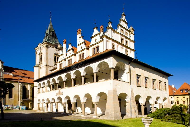 Levoca, Slovaquie images libres de droits