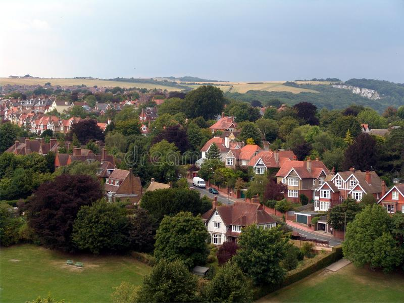 Lewes, Brighton lizenzfreie stockfotografie