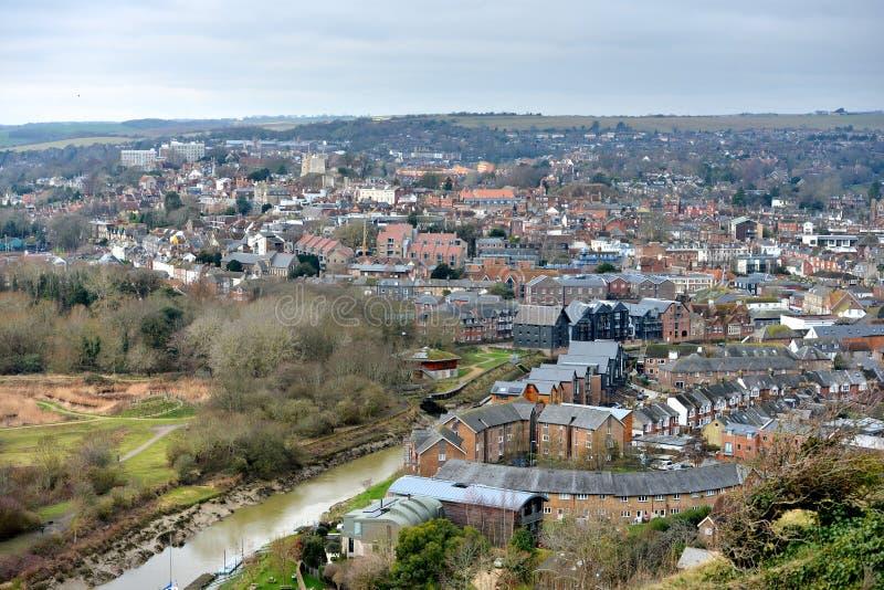 Lewes, East Sussex stockfoto