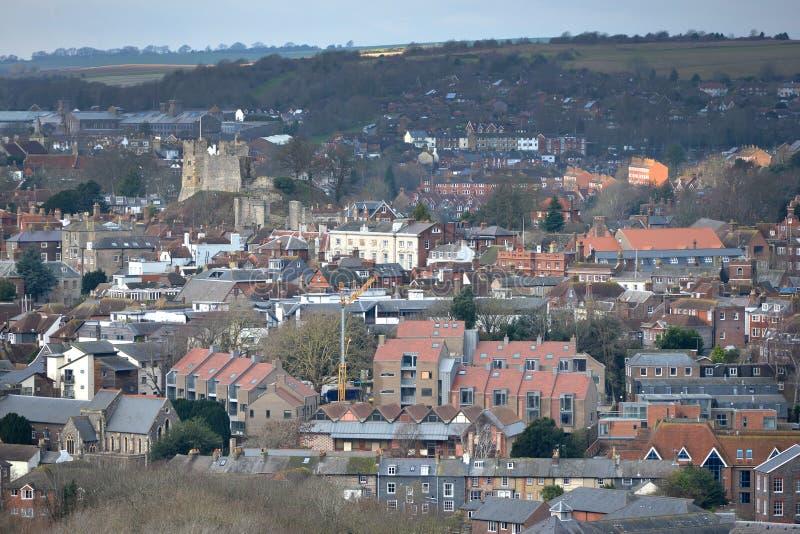 Lewes, East Sussex lizenzfreie stockfotos