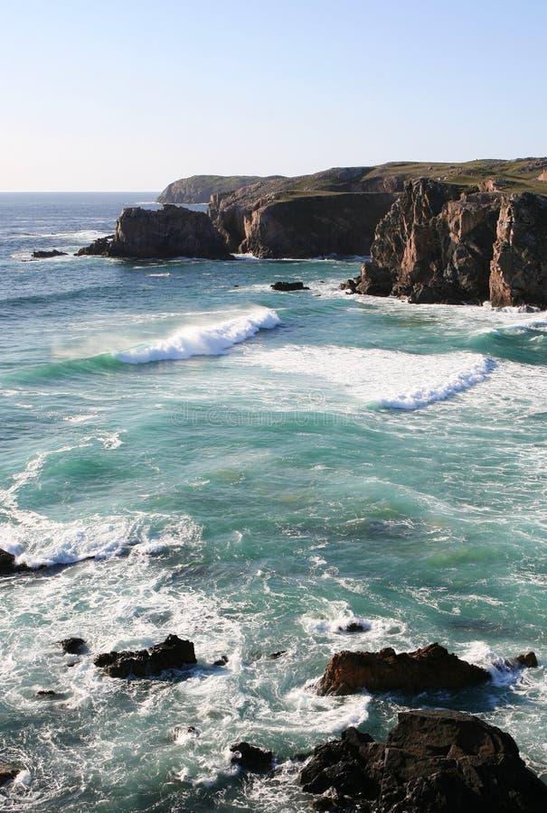 Download Lewis Coast stock photo. Image of ocean, seascape, rocks - 3951070