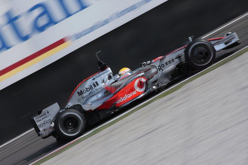 Lewis Hamilton stockbilder