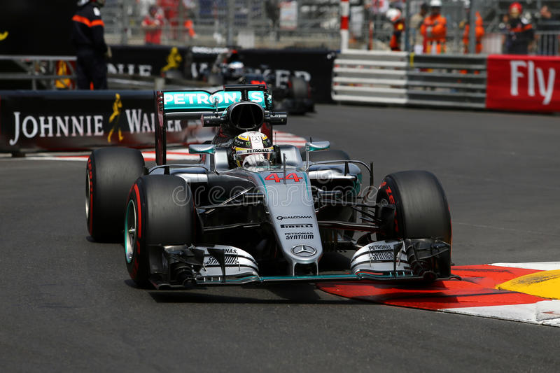 Lewis Hamilton (GBR), AMG Mercedes F1 Team, 2016 Monaco Gp, free stock photo