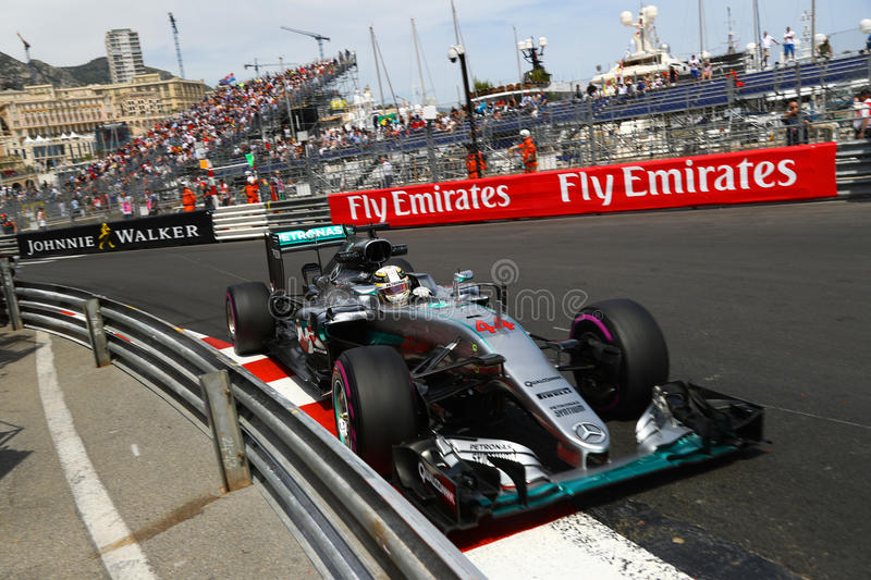 Lewis Hamilton (GBR), AMG Mercedes F1 Team, 2016 Monaco Gp, free stock photo