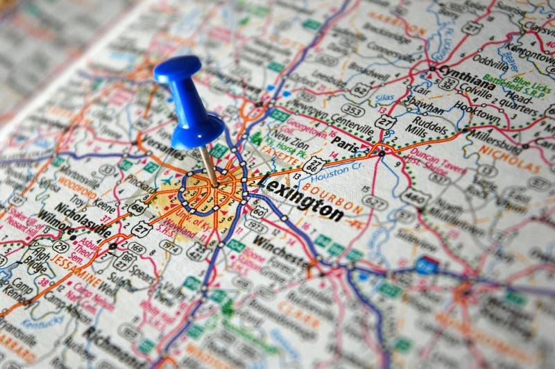 Lexington, Кентукки стоковое фото rf