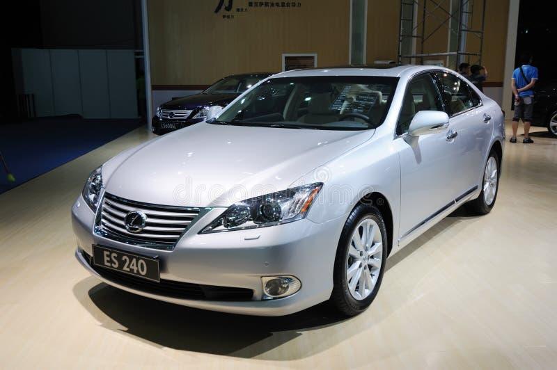 Lexus es 240 royalty free stock images