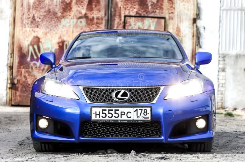 Lexus JEST F obraz stock