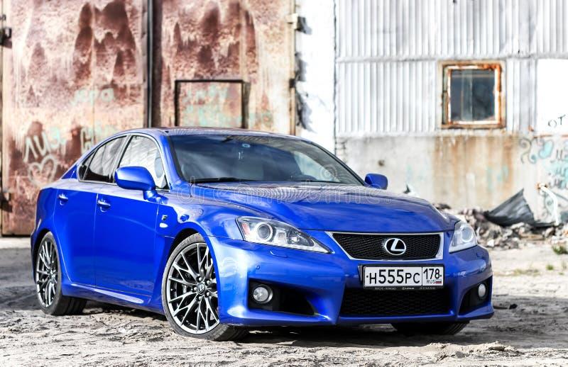 Lexus JEST F zdjęcie stock