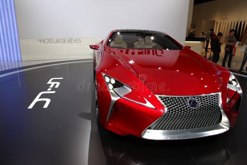 Download Lexus LF-LC Editorial Image - Image: 26920155