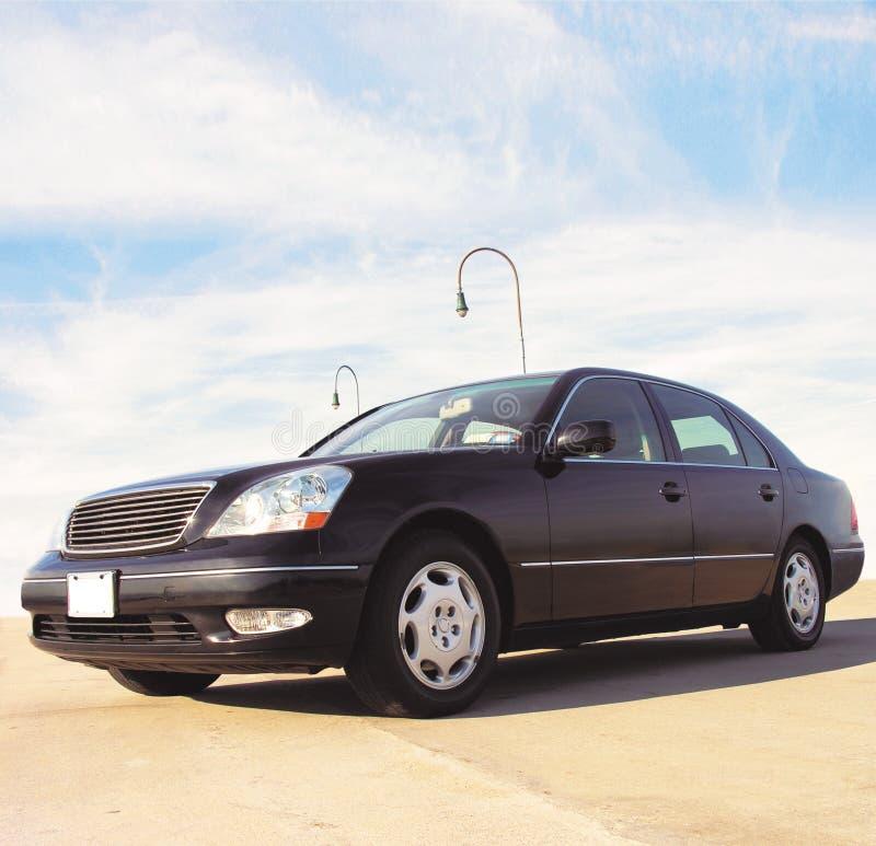 lexus luksusu samochodowy obrazy stock