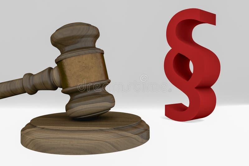 Ley y orden libre illustration
