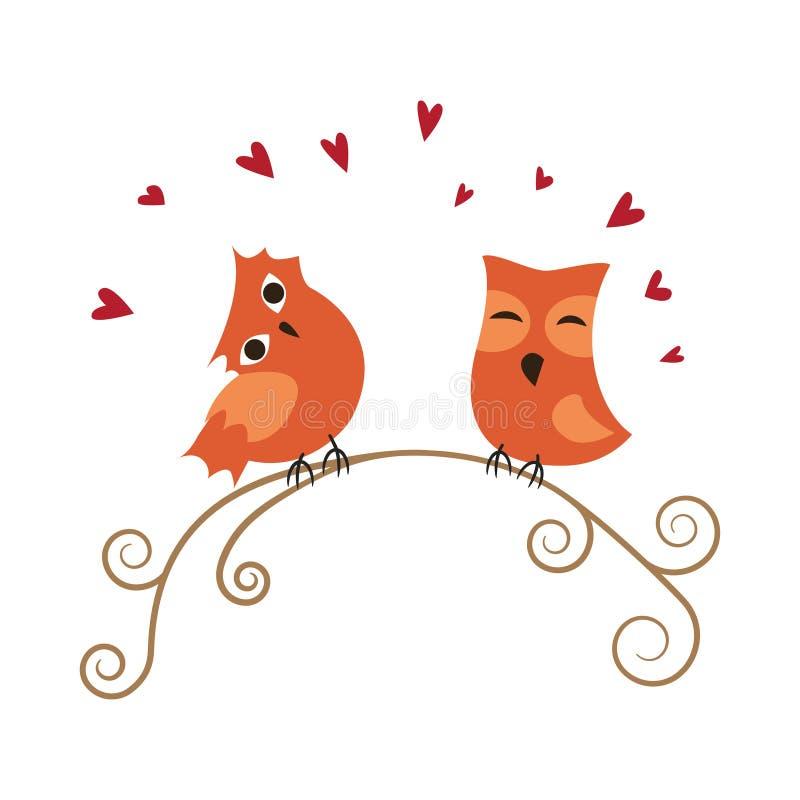 Lezioni di ballo di nozze royalty illustrazione gratis