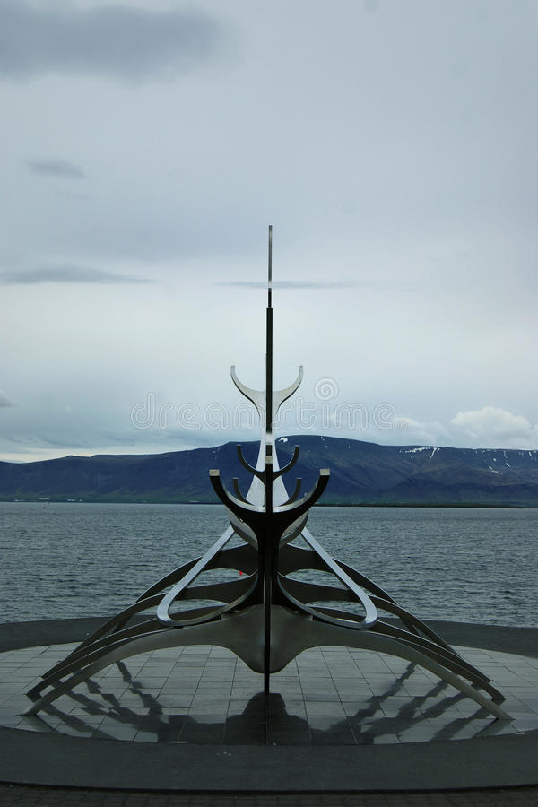 Lfar SÃ-³, ReykjavÃk, Island royaltyfri bild