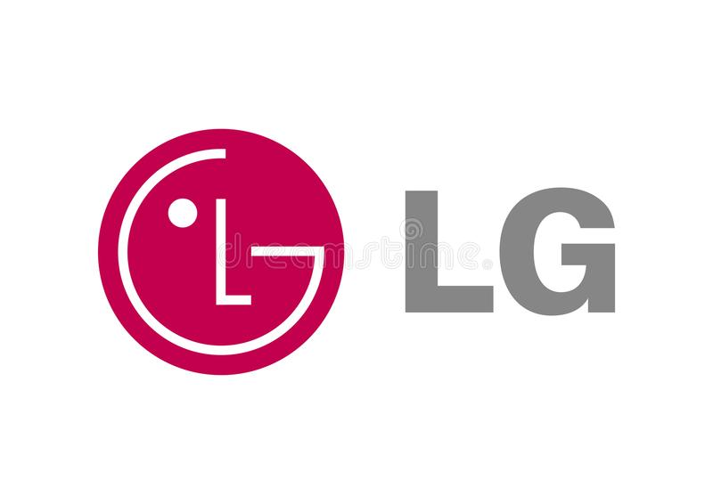 Lg logo ilustracji