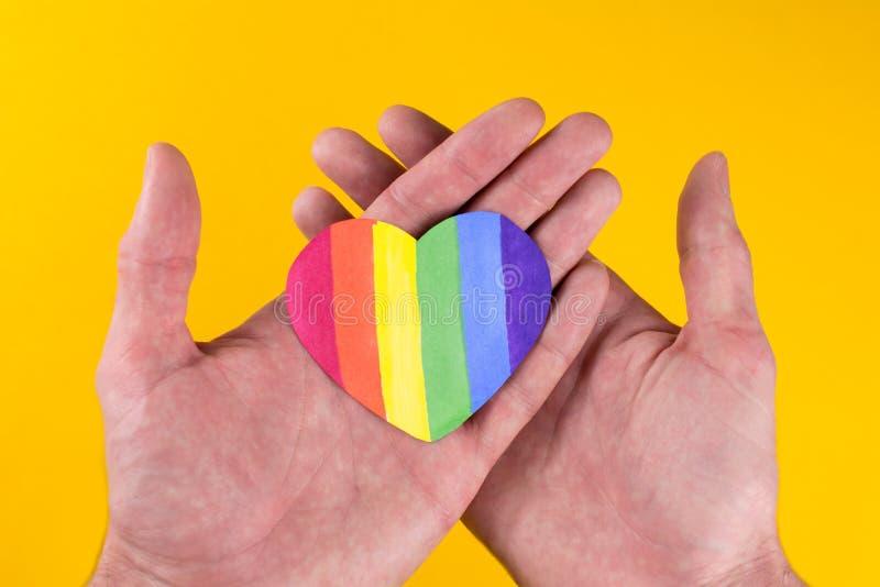 LGBT-dagconcept royalty-vrije stock foto's