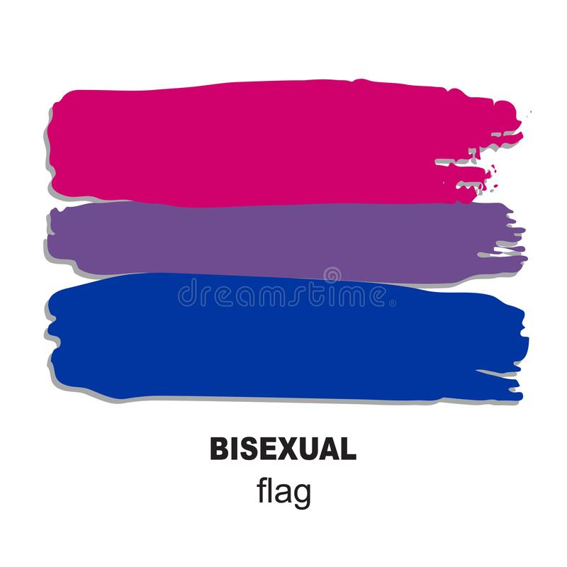 Lgbt flag-03 illustration libre de droits