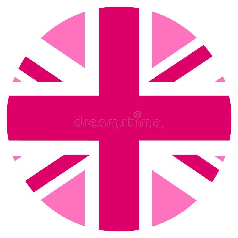 Free LGBT Flag, Round Shape Icon On White Background Royalty Free Stock Images - 158326459