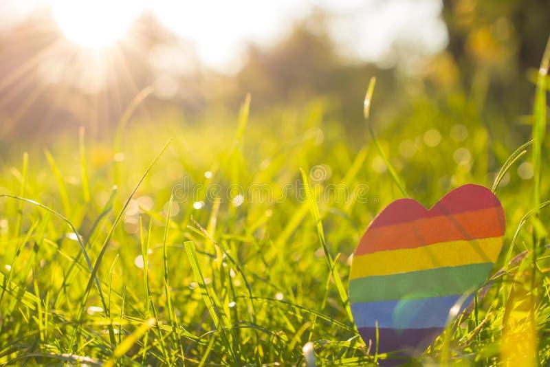LGBTQ-Konzept stockfotografie