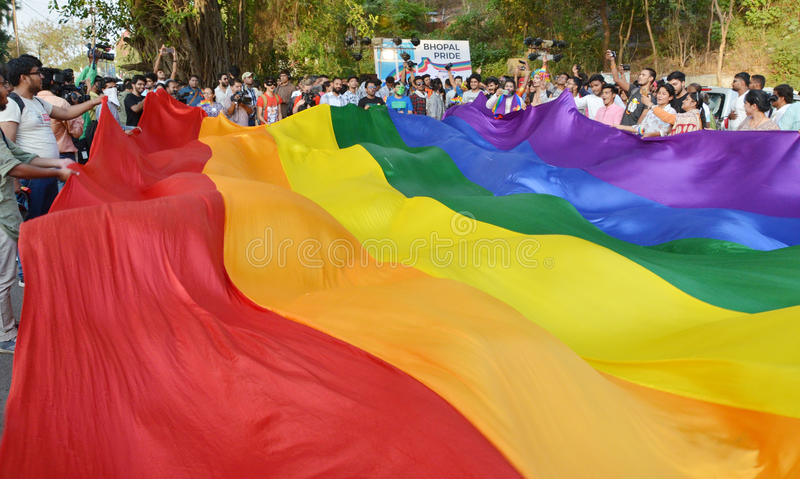 LGBTQlesbian, homossexual, bisexuals, transgenders imagem de stock