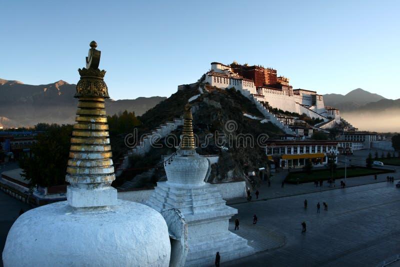 Lhasa stock foto's