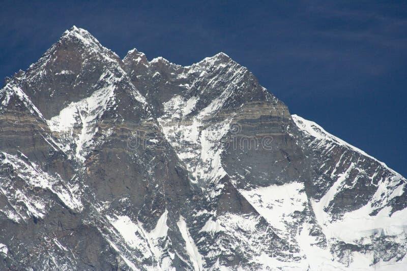 Lhotse Ridge fotos de stock