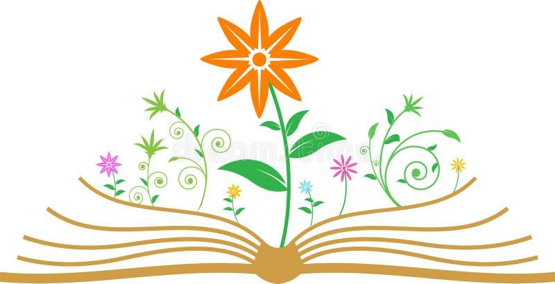 Lição de jardinagem ilustração royalty free