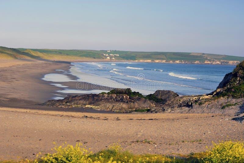 liège de plage occidental images libres de droits