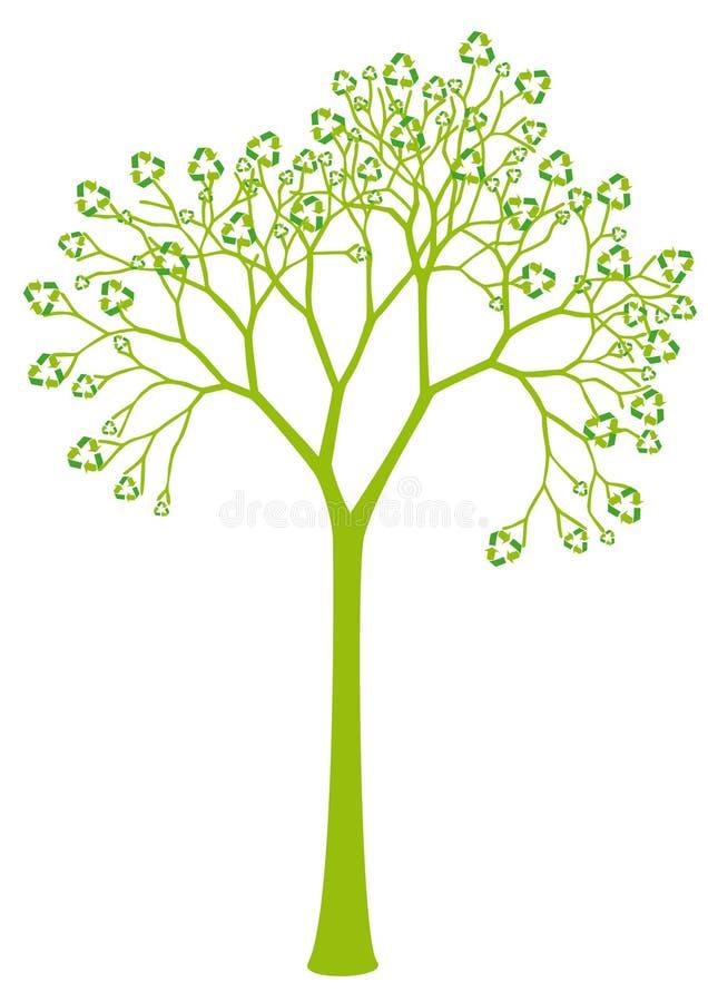 Liść Target1184_0_ Szyldowego Drzewa Fotografia Stock