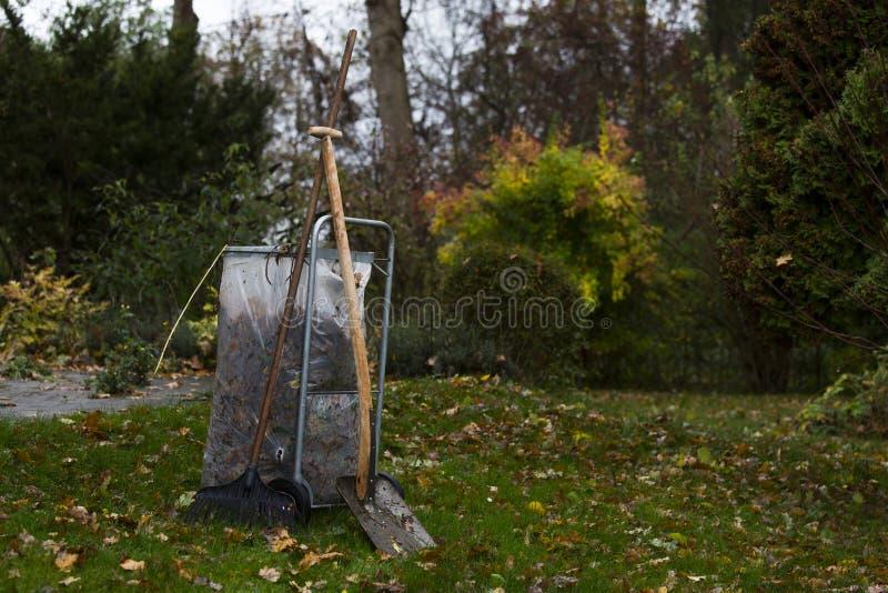 Liść torby fura zdjęcie royalty free