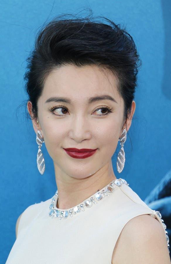 Li Bingbing foto de archivo libre de regalías