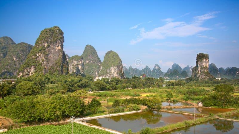 Li River lizenzfreie stockfotografie