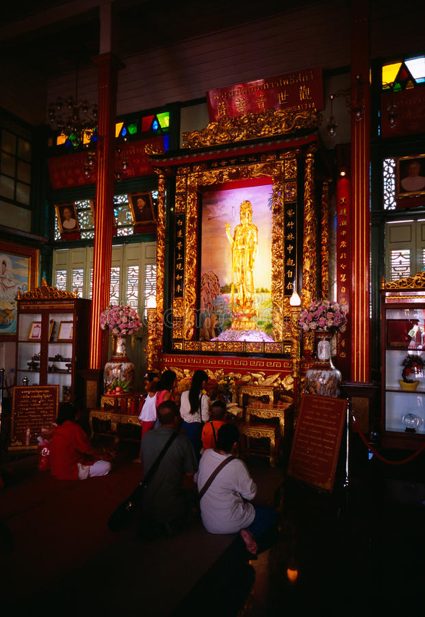 Download Li Thi Miew Chinese Temple editorial stock image. Image of year - 23705774