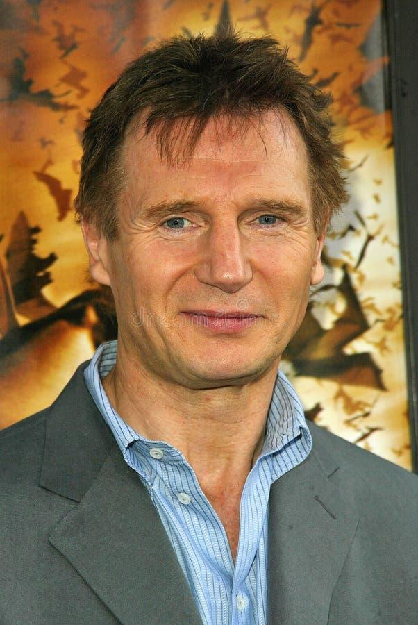 Liam Neeson fotos de archivo