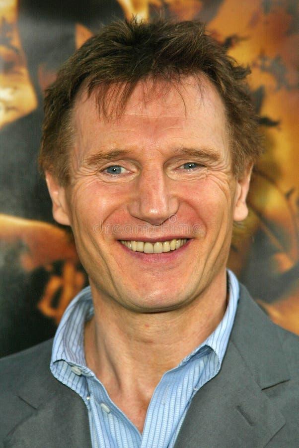 Liam Neeson zdjęcie royalty free