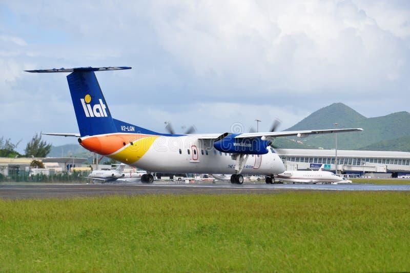 LIATS-Flugzeuge lizenzfreie stockfotografie