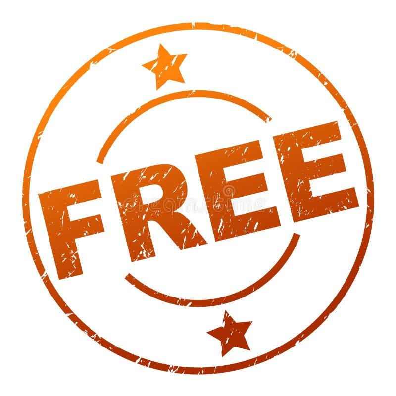 Libérez le vecteur de timbre illustration libre de droits