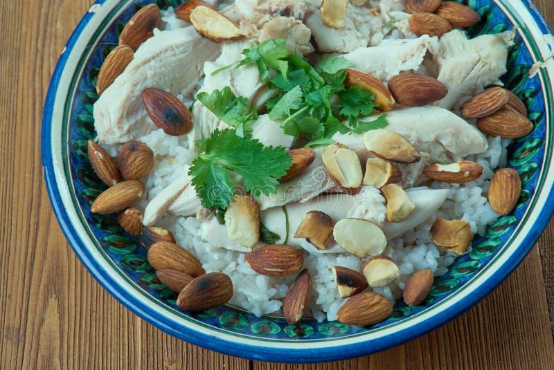 Download Libanesisches Huhn stockfoto. Bild von reis, gesund, glück - 90233640