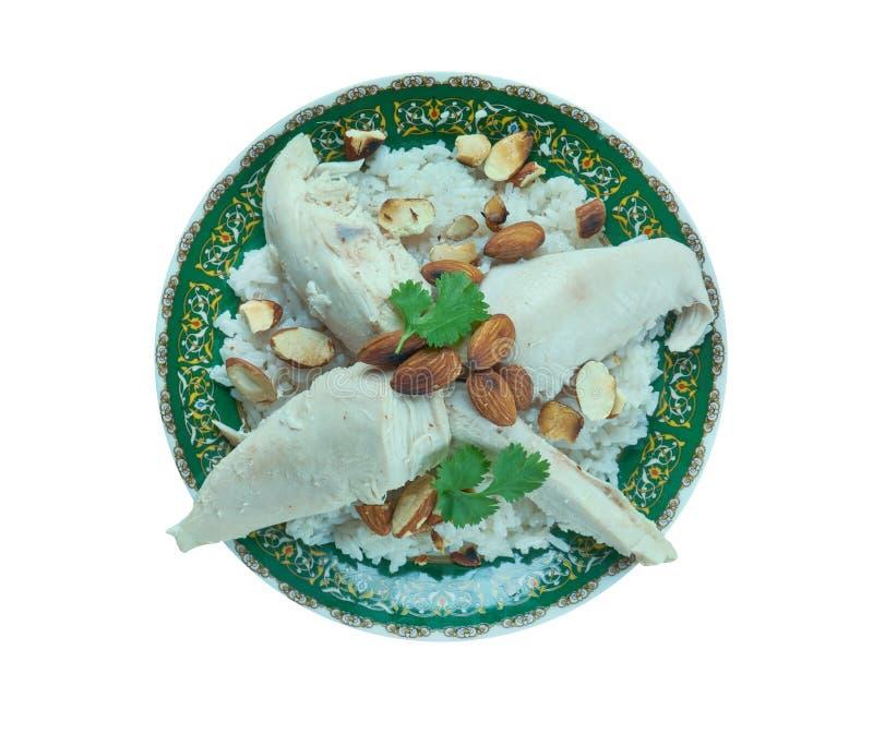 Download Libanesisches Huhn stockfoto. Bild von huhn, nahaufnahme - 90234402